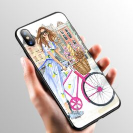 Vogue Girls Journey Case for Apple iPhone 11 Pro XS Max XR X 8 7 6 6S Plus 5 5S SE v2