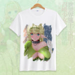 How Not to Summon a Demon Lord Cosplay Tshirt Tees Top Short Sleeve T Shirt For Men Women v20