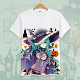 Date A Live Novelty Men T Shirts Tees Funny Camisetas Unisex Summer O Neck Top Tshirt Casual leisure Students Clothing S-3XL v6