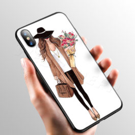 Vogue Girls Journey Case for Apple iPhone 11 Pro XS Max XR X 8 7 6 6S Plus 5 5S SE v7