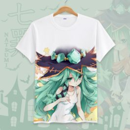 Date A Live Novelty Men T Shirts Tees Funny Camisetas Unisex Summer O Neck Top Tshirt Casual leisure Students Clothing S-3XL v8