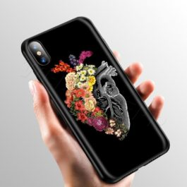 Medical Human Art Case for Apple iPhone 11 Pro XS Max XR X 8 7 6 6S Plus 5 5S SE v10