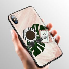 Coffee Boss Case for Apple iPhone 11 Pro XS Max XR X 8 7 6 6S Plus 5 5S SE v2