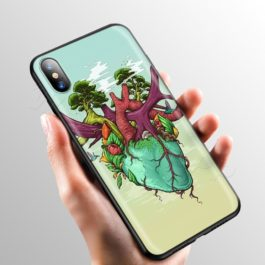 Medical Human Art Case for Apple iPhone 11 Pro XS Max XR X 8 7 6 6S Plus 5 5S SE v2