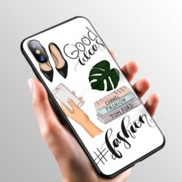 Coffee Boss Case for Apple iPhone 11 Pro XS Max XR X 8 7 6 6S Plus 5 5S SE v4