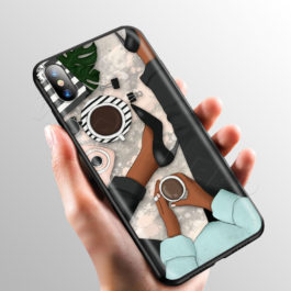 Coffee Boss Case for Apple iPhone 11 Pro XS Max XR X 8 7 6 6S Plus 5 5S SE v5