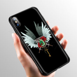 Anime Attack on Titan Case for Apple iPhone 11 Pro XS Max XR X 8 7 6 6S Plus 5 5S SE v9
